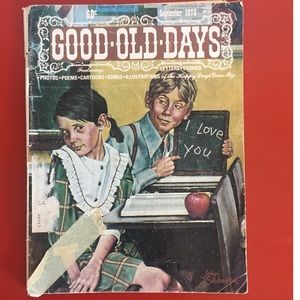Vintage Good Old Days Magazine